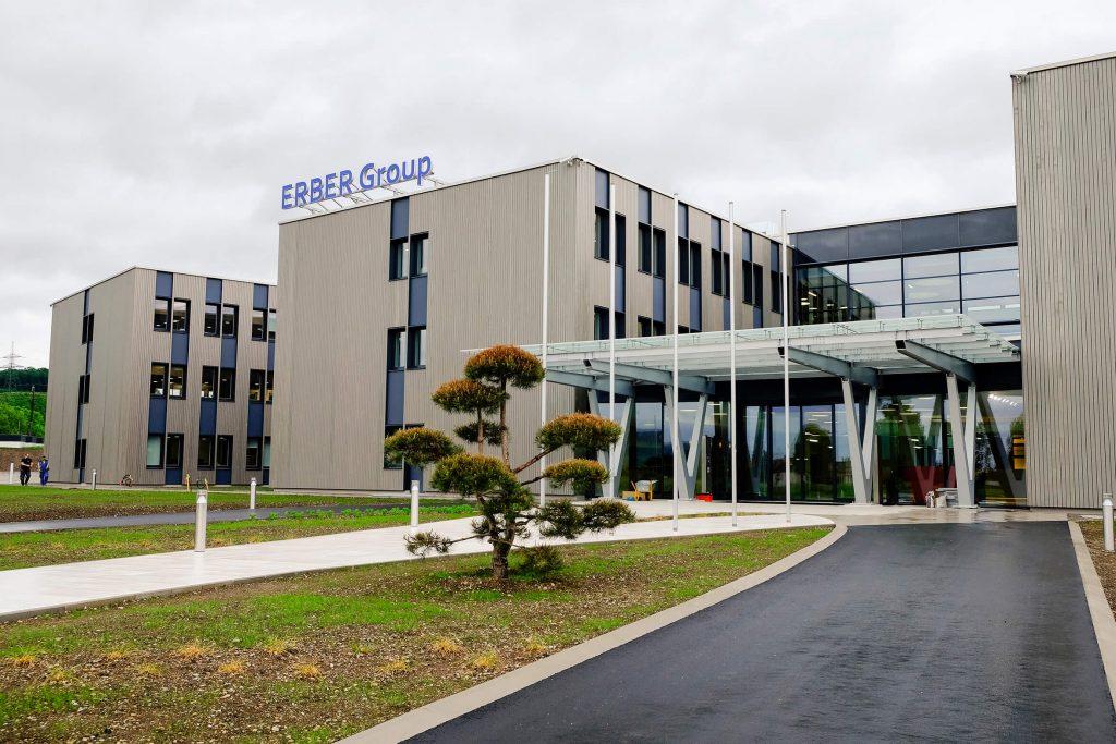 Erber Campus - DELTA PODS