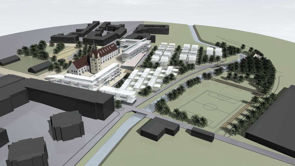 Rannersdorf - DELTA PODS